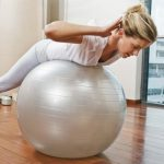 Hyperextension on fit ball
