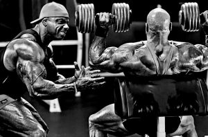 pump shoulders