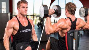 Professional shoulders training