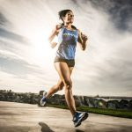 How to run to lose weight in the stomach?